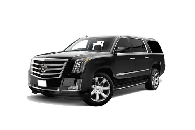 San Francisco Arrival Chauffeur Driven Airport Transfer by Executive SUV