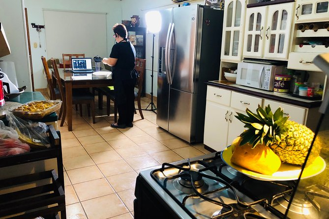 Online Class on Zoom: Cooking Costa Rica Homemade Food