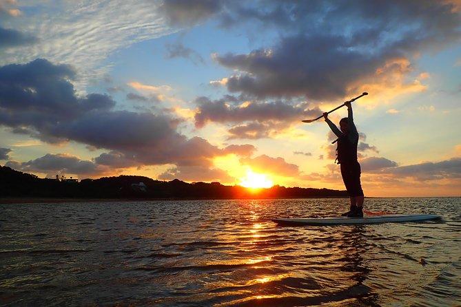 Okinawa Ishigaki Sunrise SUP / Canoe Tour in Ishigaki Island