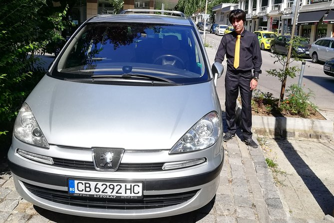 Plovdiv Airport/City to Sofia Airport/City Transfer