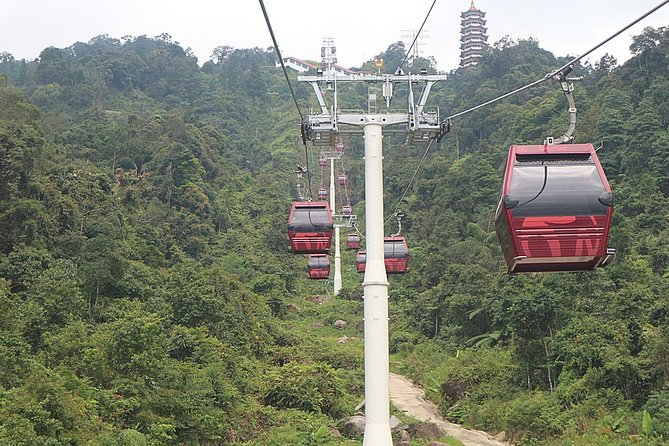 Fairly Tale Genting Highlands, Colmar Tropicale, Japanese Garden (Guided Tour)