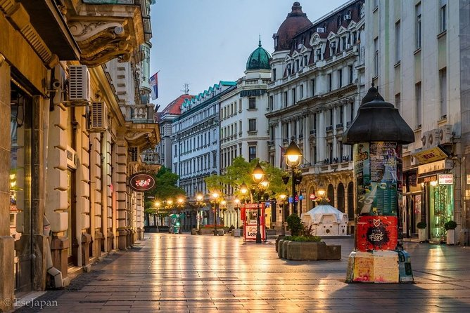 VISIT SERBIA: Create Your Own Belgrade - Full Day Tour