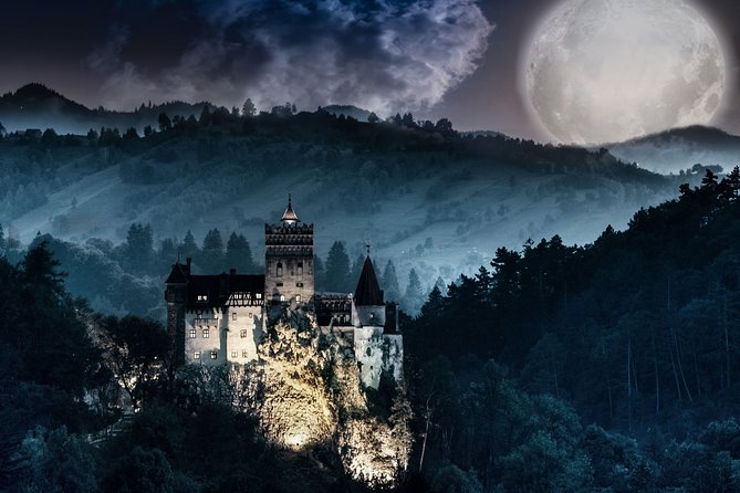 Dracula's History Virtual Tour with Live Professional Guide