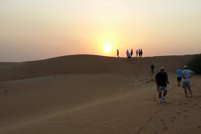 Overnight Desert Safari in Dubai with Dinner