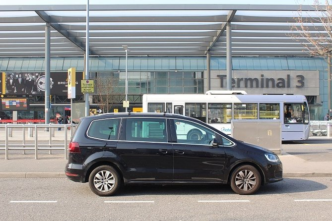 Private Arrival or Departure Transfer: London Heathrow Airport to Stansted Airport