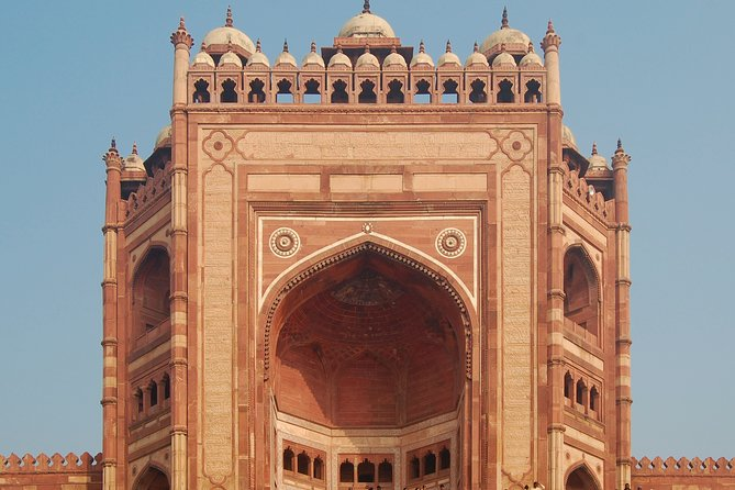 Agra 2-Day Private Tour with Fatehpur Sikri from Delhi