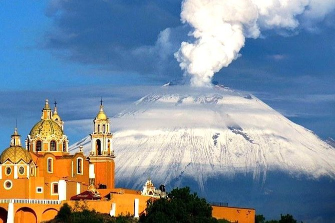 Puebla and Cholula private 1 day tour from Mexico City