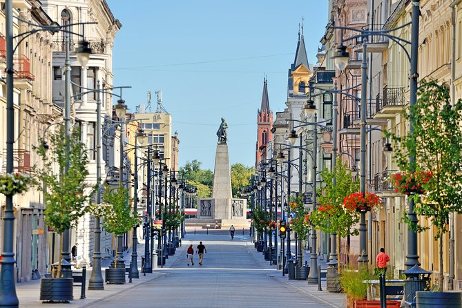 Łódź - 1-day tour to the most surprising Polish city (from Warsaw)