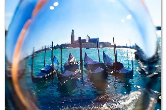 Transfers airport M.Polo from Venice city including water taxi, total price.
