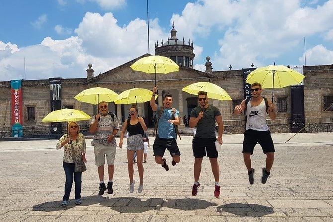 Walk Guadalajara!