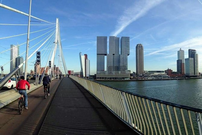 Half-Day Rotterdam City of the Future Private Walking Tour