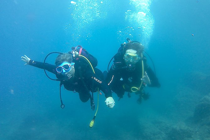 Shared 3 Hours Diving Tour in réjus, France with Free Use of Scuba Equipment