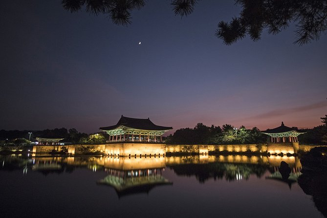 Full-Day Gyeongju Private Tour from Busan with Lunch