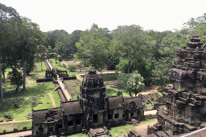 Half Day Private Tour: Angkor Thom City
