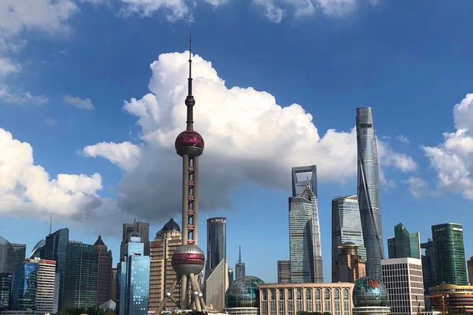 Private Historic Shanghai Highlights Tour