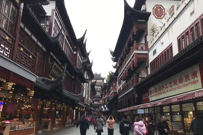 Private Guided Tour of Shanghai with River Cruise