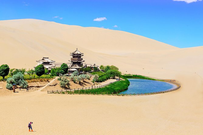 3-Day Dunhuang Tour With Desert Camping