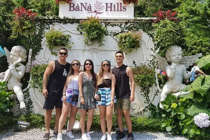Private Ba Na Hills Golden Bridge and Lady Buddha Statue Day Tour