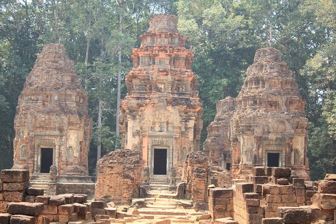 Private Historical Tour of Bakong Preah Ko and Lolei Temples