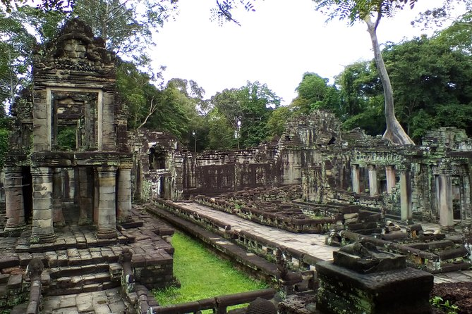 Private Half-Day To Peah Khan and Neak Pean Temples
