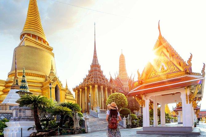 Bangkok Thai Baht Coin Monuments Private Tour: Wat Arun, Royal Palace & More
