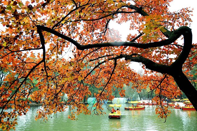 Private Day Tour to Tianping Mountain from Shanghai
