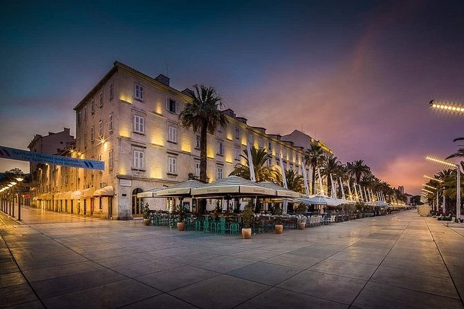 Taxi transfer (private) from Split (Hotels & Port) to Split Airport