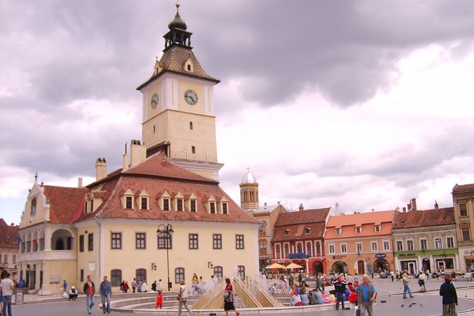 Brasov City Guided Walking Tour for Small Group