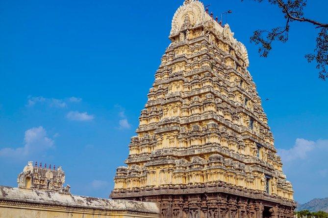 Temple of Tamilnadu Tour from Chennai