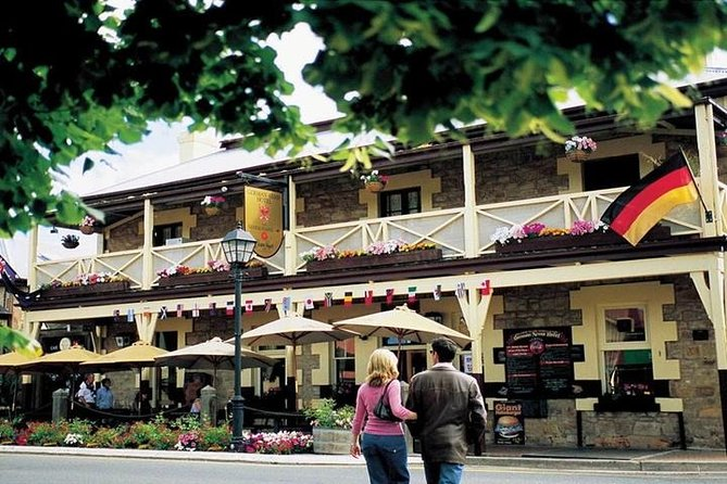Half-Day Tour in Adelaide Hills, Hahndorf and Mount Lofty