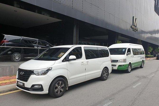 Jetslimo Charter Klia & Klia2 Airport Transport And Tour MALAYSIA