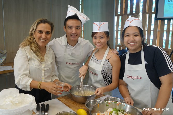 Israeli Breakfast Virtual Cooking Class Live from Singapore
