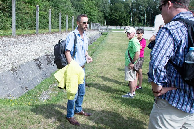 Private Dachau Concentration Camp Memorial Tour vanuit München
