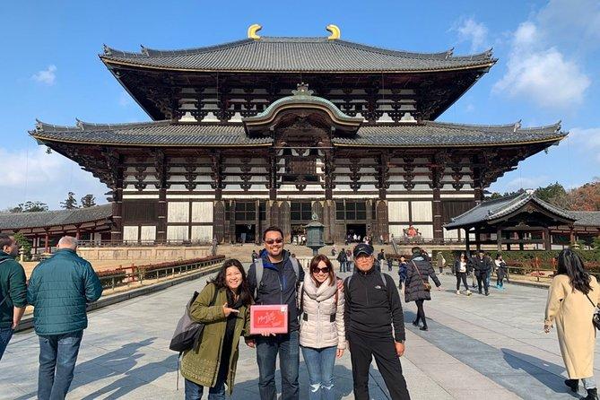 Nara Half Day Trip Walking Tour