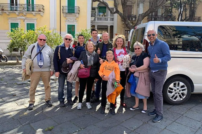 Taormina and Castelmola Tour from Messina