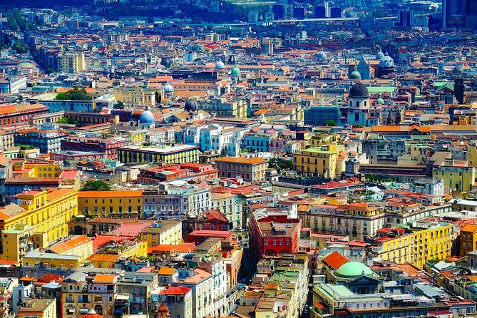 Heart of Naples Private Half-Day Tour with Traditional Lunch