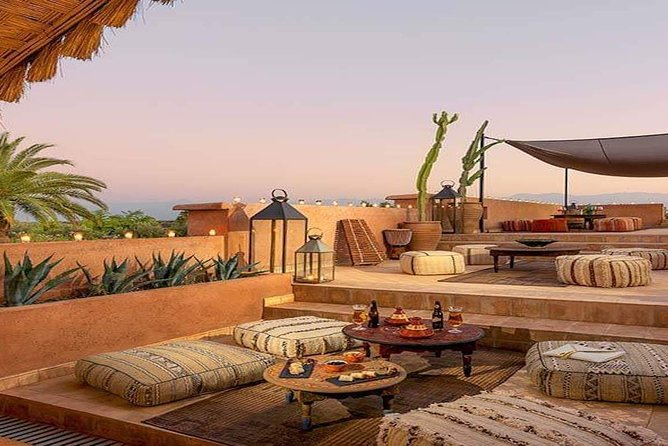 3 Days Private Desert Tour Fez to Marrakech