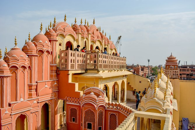 Golden Triangle & More
