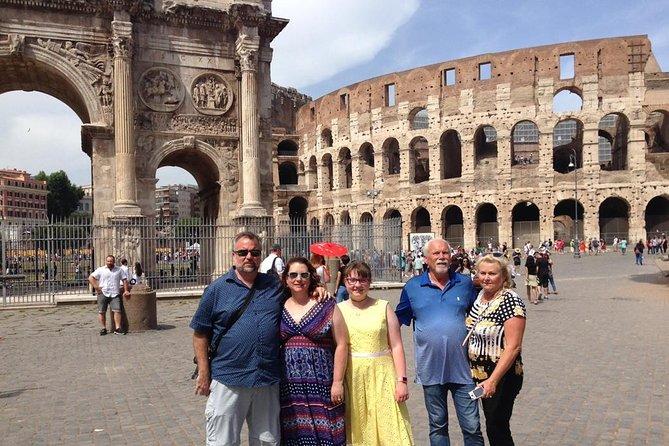 Civitavecchia Cruise Port Shore Excursion: Family Friendly Rome with Gelato