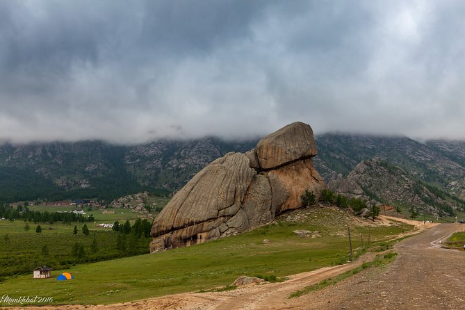 4-Day Terelj National Park and Mongolian Families Private Tour