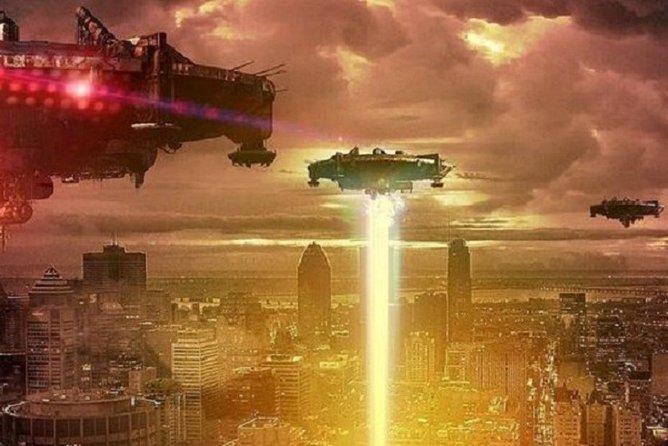 Alien Vigo Invasion - Urban escape room