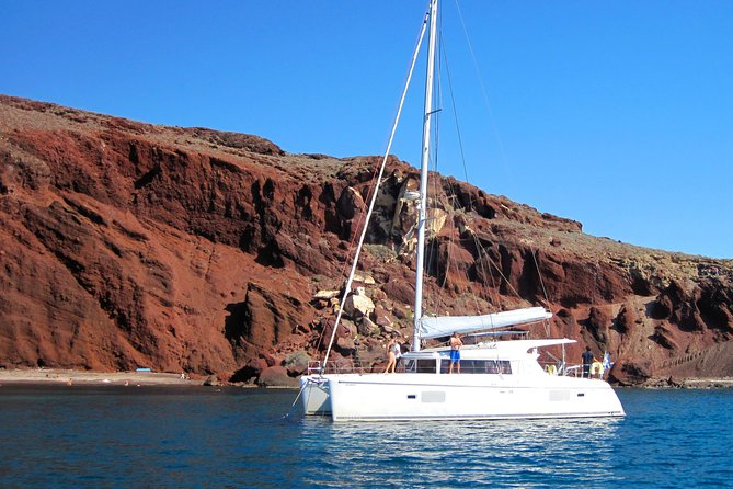 Caldera Catamaran Gold Day Cruise with Lunch and Drinks