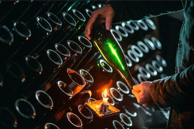 Half-Day Private Sparkling Wine Tasting Experience in Cricova