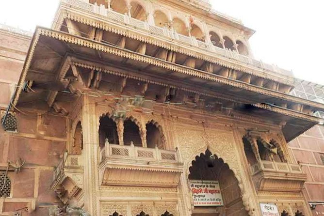 2-Day Agra and Mathura Vrindavan Private Tour from Delhi