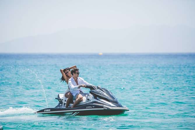Private Guided Jet Skiing Experience in Mykonos