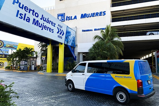 Puerto Juarez Private Transportation From-To Cancun Airport