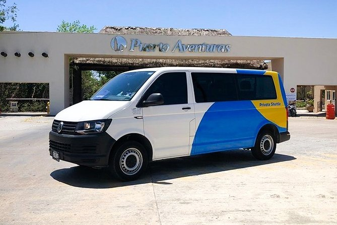 Puerto Aventuras Luxury Transportation From-To Cancun Airport