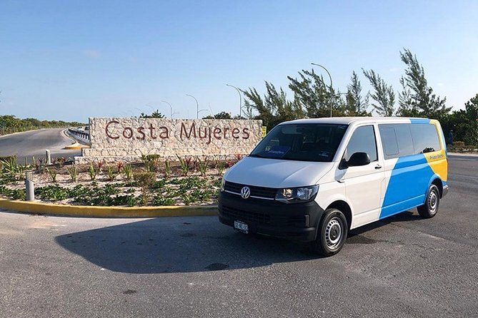 Costa Mujeres Luxury Transportation From-To Cancun Airport
