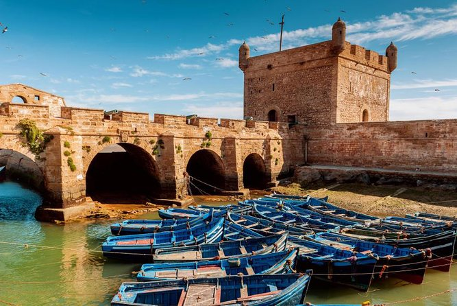 Essouira Full-Day Tour from Agadir with a group