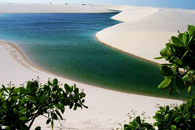 Lençóis Maranhenses Sand Dunes Half-Day Tour with Sunset